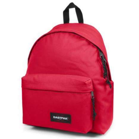 Sac à dos Eastpak Padded Pak'r chuppachop red