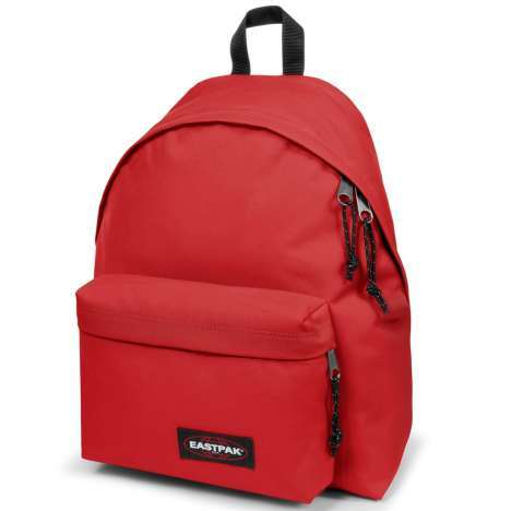 Sac à dos Eastpak Padded Pak'R raw red