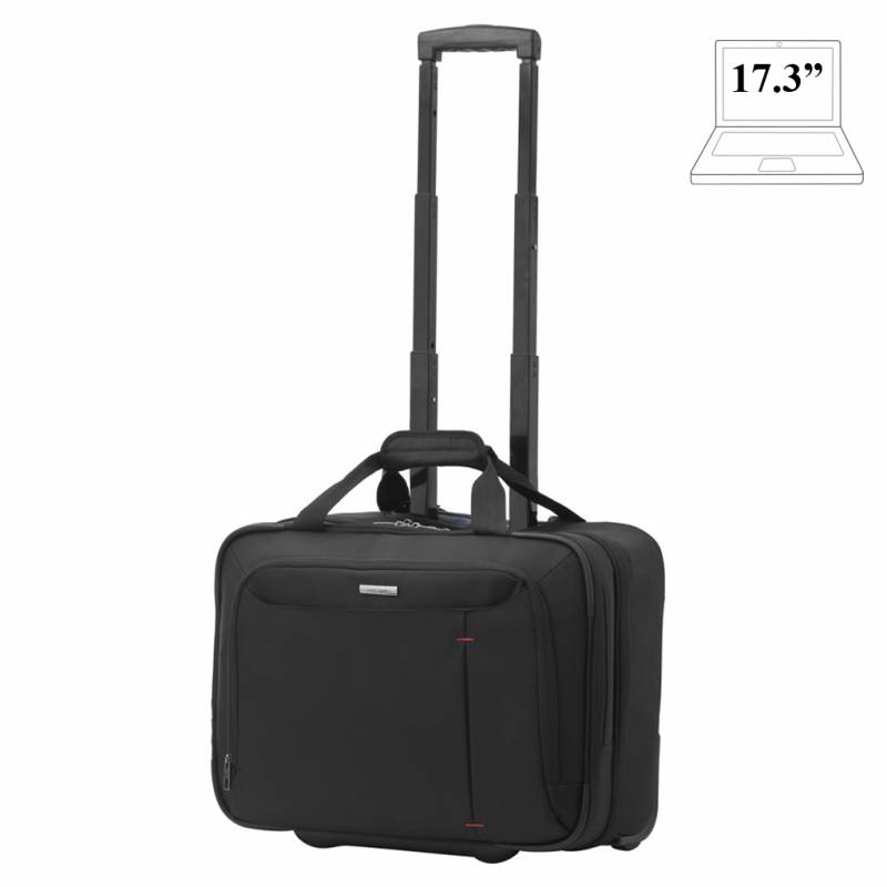 Valise trolley 2 wheels ordinateur Samsonite Guardit