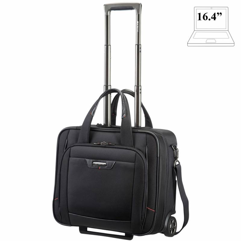 Valise trolley 2 wheels ordinateur  Samsonite Pro-DLX 4 Business