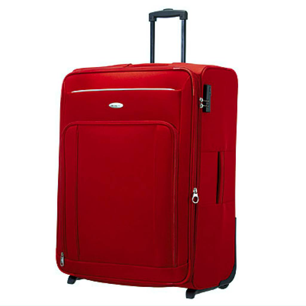 Valise Trolley Expansible 2 Roulettes 82 Cm.