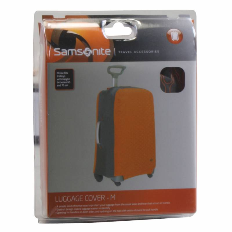 Housse de protection bagage m i samsonite vos valises for Housse protection