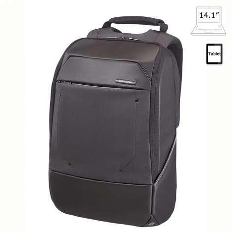 sac dos ordinateur 14 1 samsonite urban arc vos valises. Black Bedroom Furniture Sets. Home Design Ideas