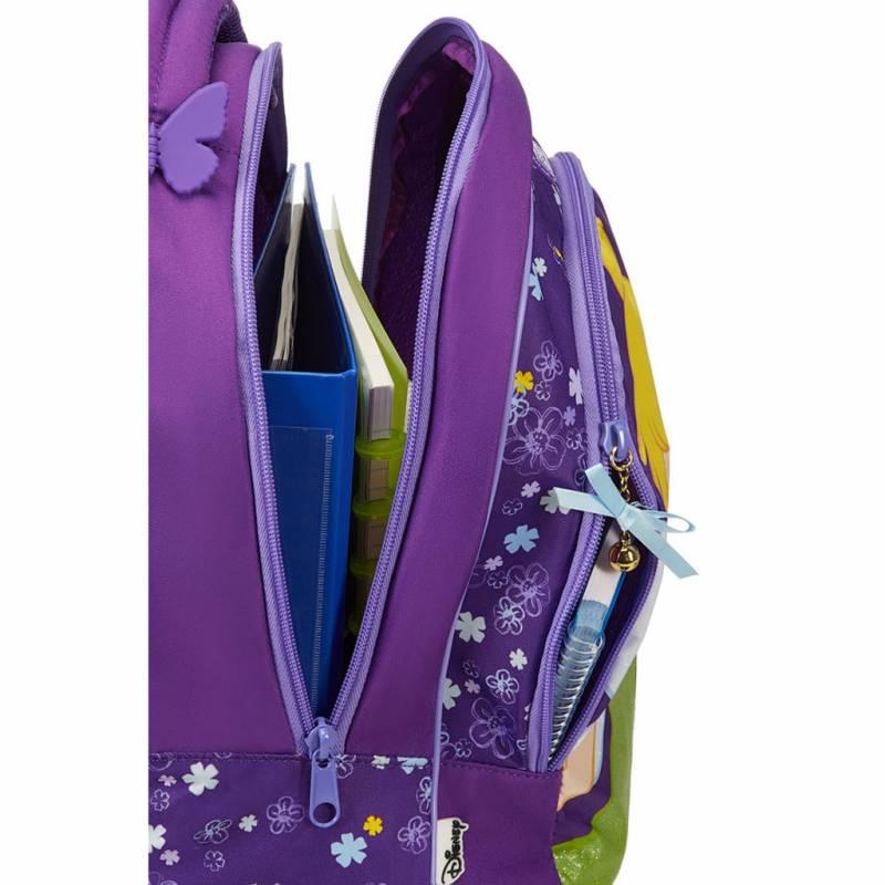 sac dos samsonite disney tinkerbell butterfly 48 cm i samsonite vos valises. Black Bedroom Furniture Sets. Home Design Ideas