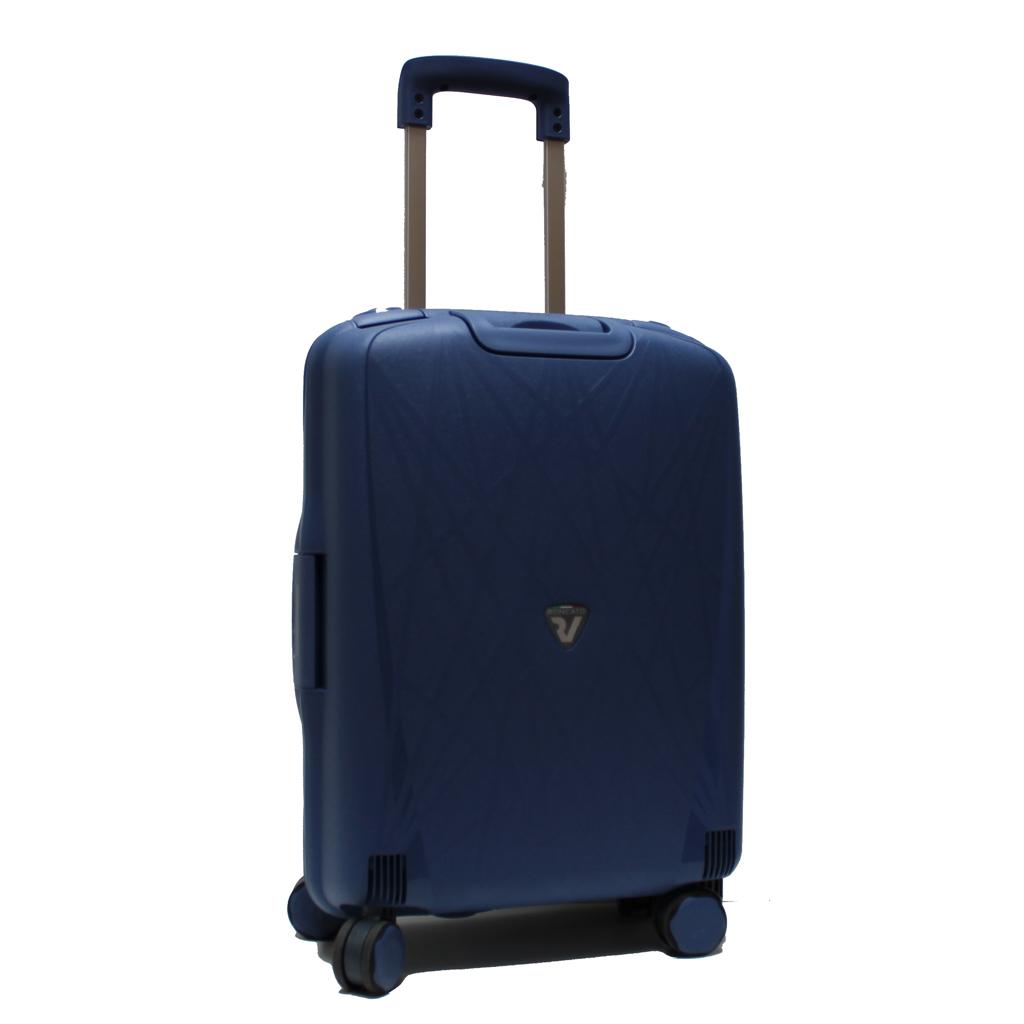 Bagage Cabina Roncato Light 55 Cm., Bleu