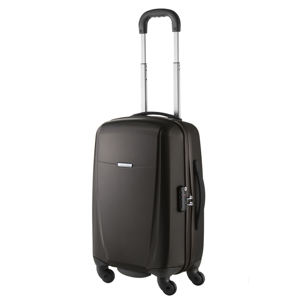 bagage cabine valise spinner 4 roulettes 55 cm samsonite bright lite diamond vos valises. Black Bedroom Furniture Sets. Home Design Ideas