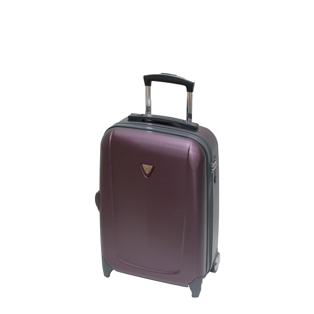 valise roncato colorado 55 cm pourpre vos valises. Black Bedroom Furniture Sets. Home Design Ideas