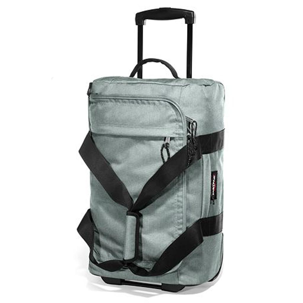 sac de voyage eastpak spins s 52 cm sunday grey vos valises. Black Bedroom Furniture Sets. Home Design Ideas