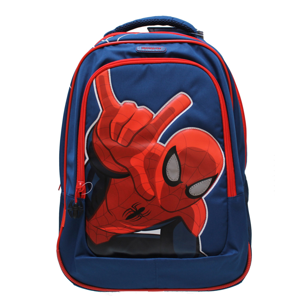 sac dos samsonite marvel spiderman power 42 cm i samsonite vos valises. Black Bedroom Furniture Sets. Home Design Ideas