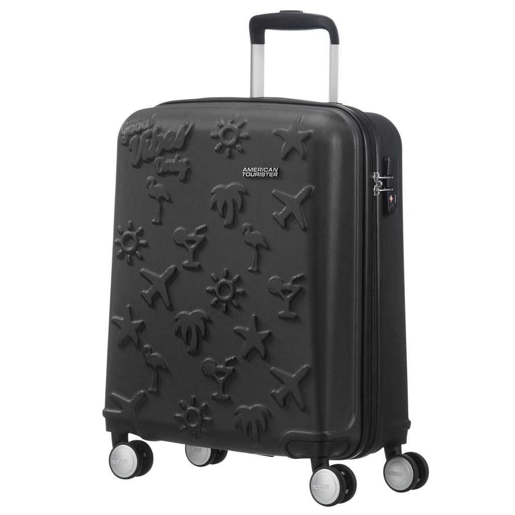 valise american tourister good vibes 55 cm. Black Bedroom Furniture Sets. Home Design Ideas