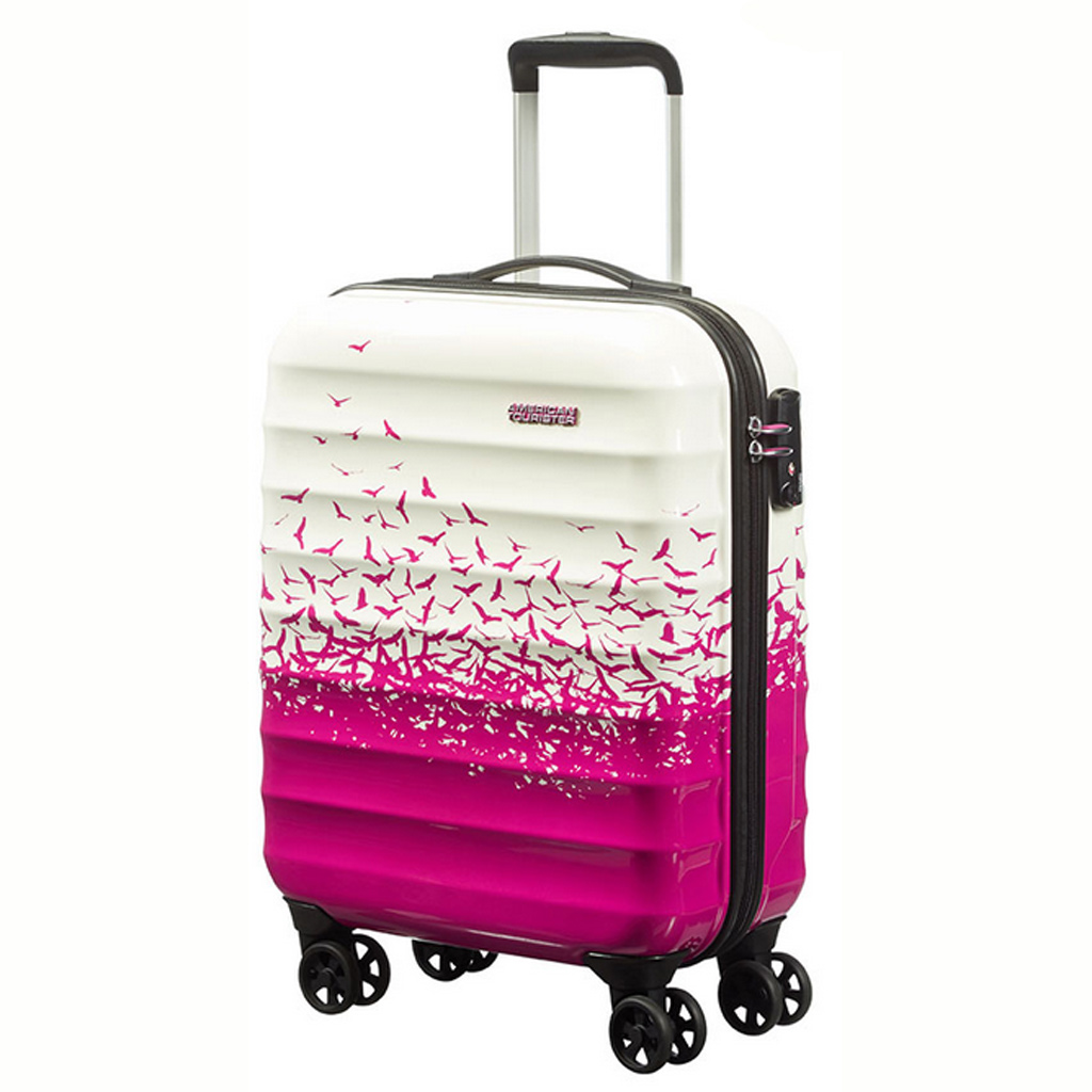 valise american tourister appropri comme bagages de. Black Bedroom Furniture Sets. Home Design Ideas