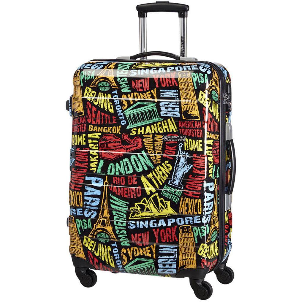 valise american tourister pasadena 67 cm i american tourister pas cher vos valises. Black Bedroom Furniture Sets. Home Design Ideas
