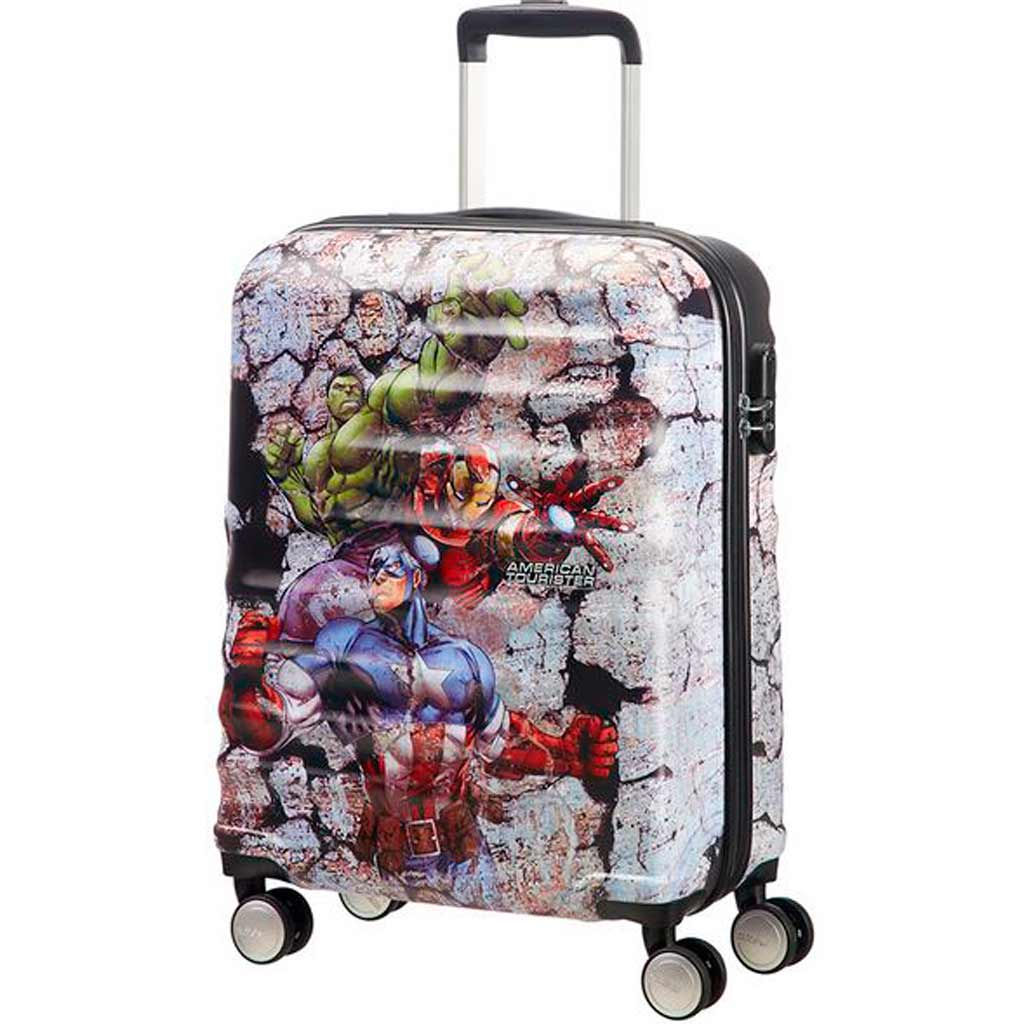 valise american tourister avengers rock 55 cm. Black Bedroom Furniture Sets. Home Design Ideas
