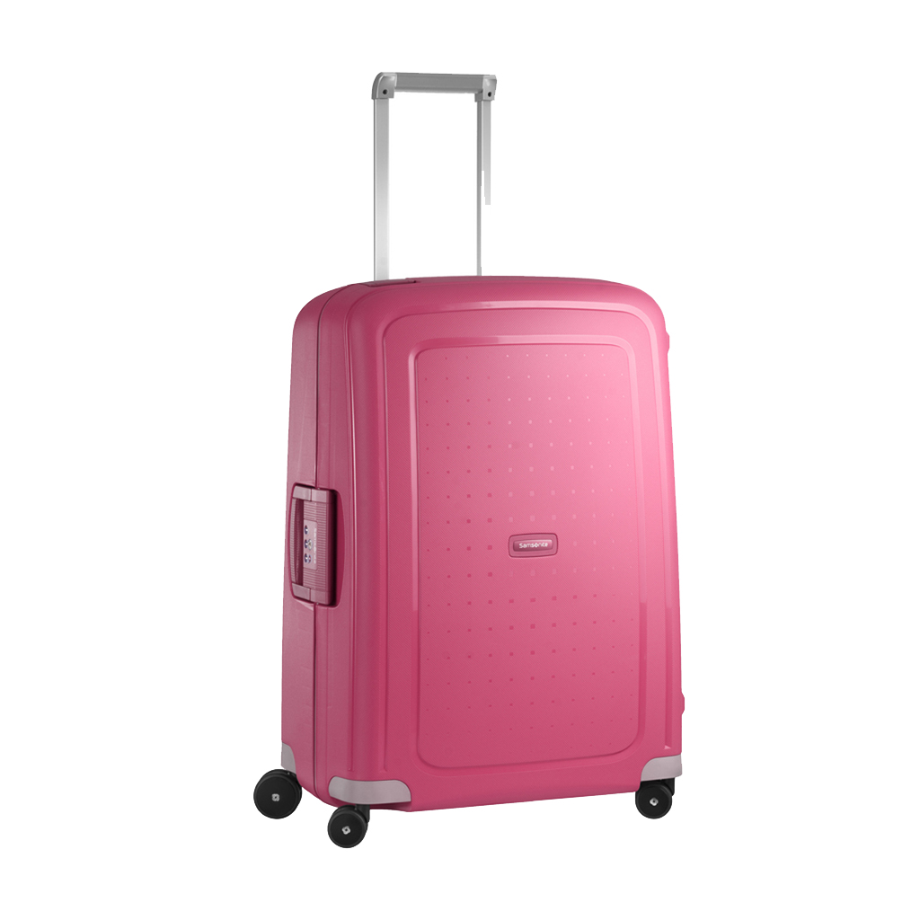 valise samsonite s 39 cure 55 cm pink vos valises. Black Bedroom Furniture Sets. Home Design Ideas