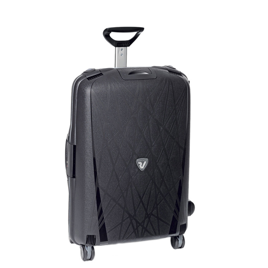 valise spinner 4 roulettes 75 cm roncato light. Black Bedroom Furniture Sets. Home Design Ideas
