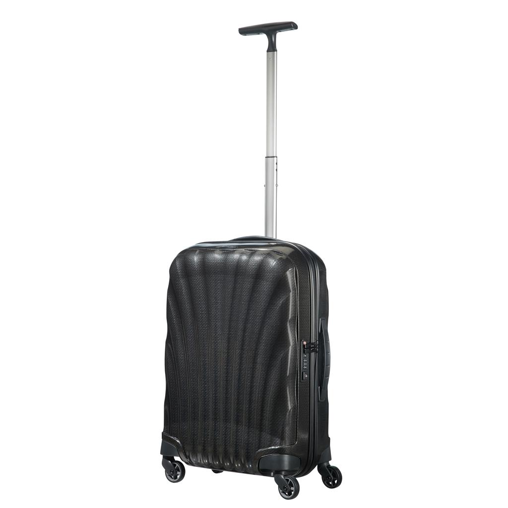 valise samsonite cosmolite 3 0 valide comme valise cabine vos valises. Black Bedroom Furniture Sets. Home Design Ideas
