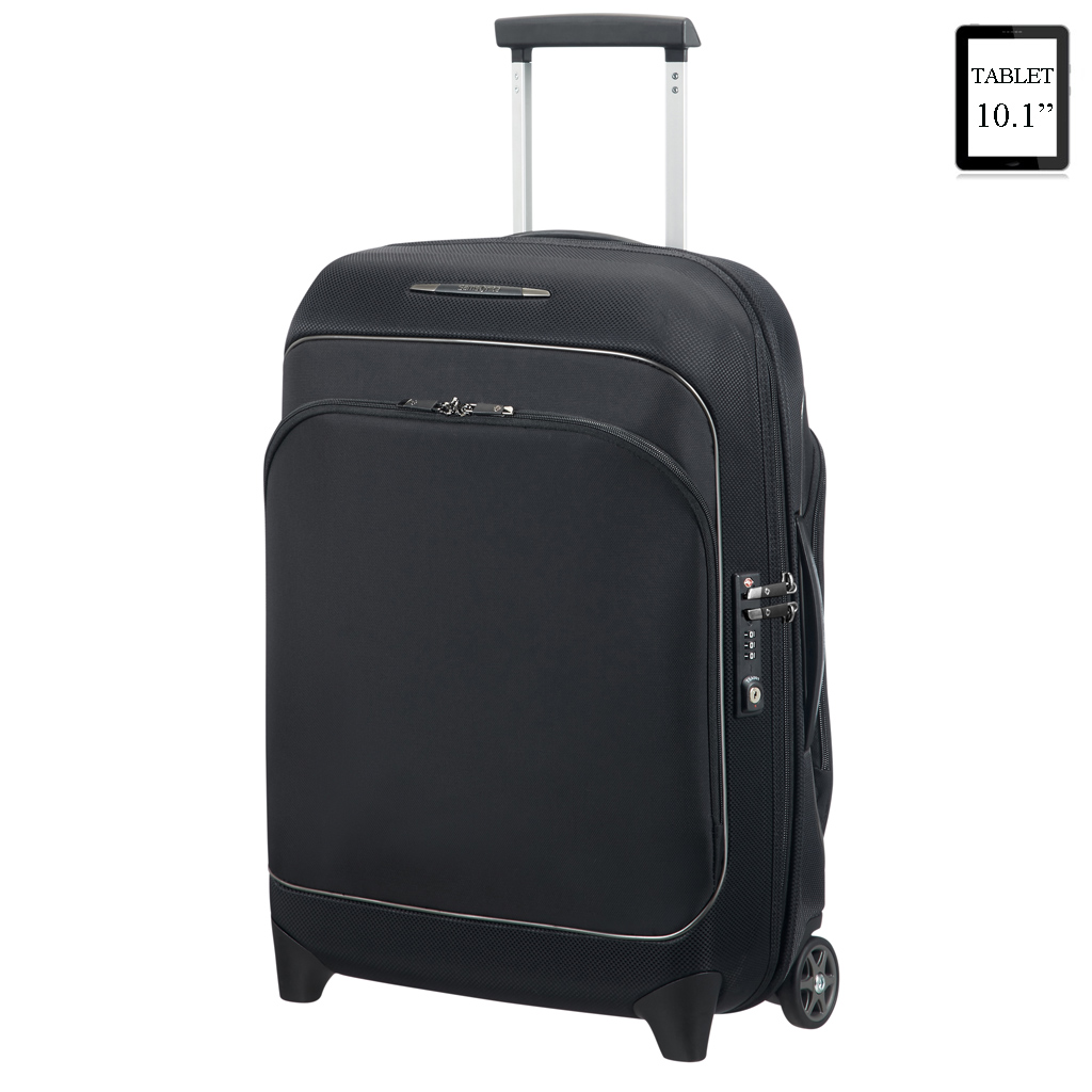 valise samsonite fuze trolley 55 cm. Black Bedroom Furniture Sets. Home Design Ideas