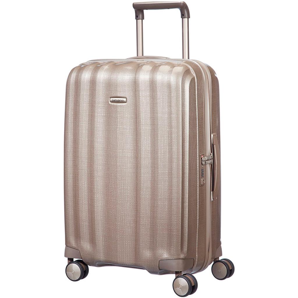valise samsonite lite cube valise de taille moyenne. Black Bedroom Furniture Sets. Home Design Ideas