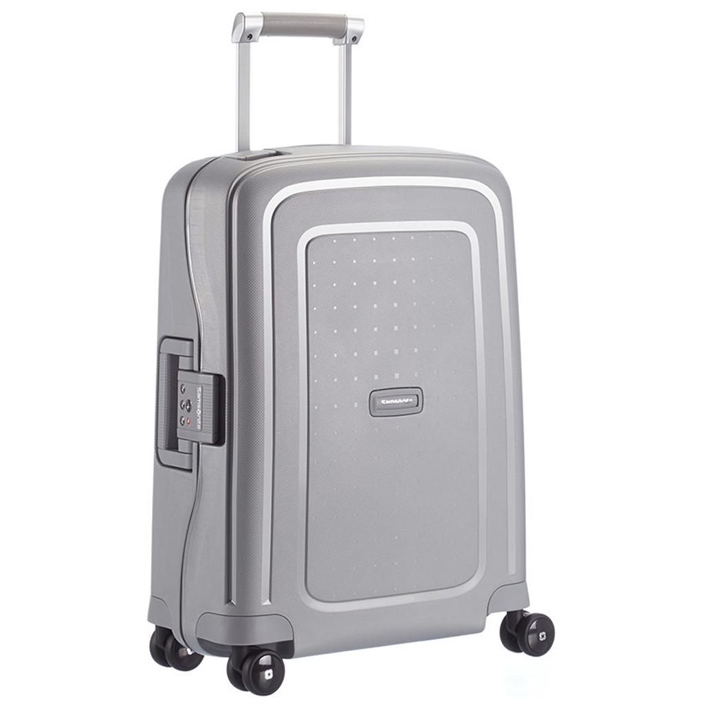 Valises sans zip Samsonite Polypropylene
