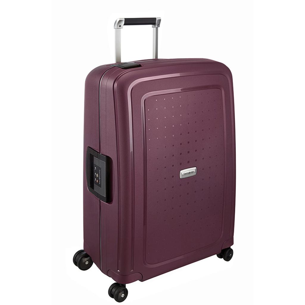 valise samsonite s 39 cure dlx de taille moyenne. Black Bedroom Furniture Sets. Home Design Ideas